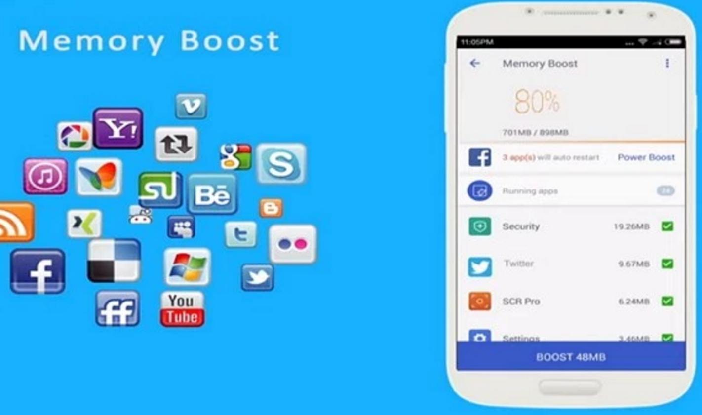 清除手機垃圾與記憶體的Android系統工具- Power Clean