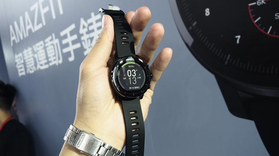 amazfit 運動 手錶 青春 版 評測